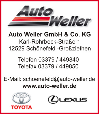Auto Weller GmbH & Co. KG